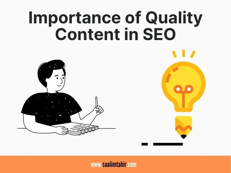 Importance of Quality Content in SEO